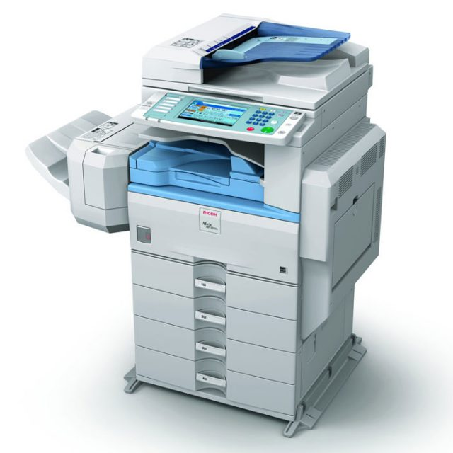 Máy photocopy Ricoh Aficio MP 3351 post image